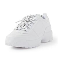 【1件3折到手价:80.7】美特斯邦威休闲鞋女冬时尚潮流韩版学生复古慢跑鞋