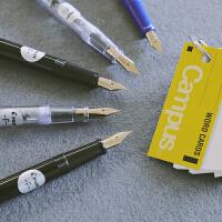 日本进口百乐Pilot经典FP-78G/78G+学生成人用正品钢笔练字钢笔