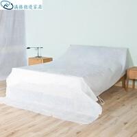 家具沙发床防尘罩布无纺布防水遮尘床罩装修大扫除大盖布罩