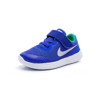 【到手价:234.5元】耐克(Nike )新款FREE RN男女童魔术贴轻便透气休闲运动鞋板鞋跑步鞋833992-40