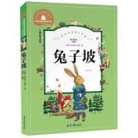 兔子坡 儿童彩图注音版 世界经典文学 儿童文学6-12岁 少儿图书 新课标课外书目 亲子共读 世界经典文学名著宝库