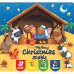 【预订】Busy Christmas Stable