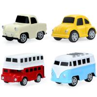 宝宝玩具车儿童小汽车 男孩回力惯性合金工程车飞机3-6岁玩具套装