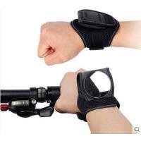 轻便户外腕带镜单车自行车后视镜 腕带护腕反光镜骑行装备配件