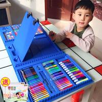 儿童画笔套装画画工具小学生水彩笔蜡笔美术学习文具绘画用品礼物