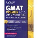 【预订】Kaplan GMAT Premier 2015 with 6 Practice Tests: Book +