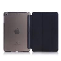 a1566薄apid皮套1ipad6保护套air2苹果5代爱拍i pad平板电脑6外壳 air1/ipad5 黑色