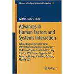 【预订】Advances in Human Factors and Systems Interaction 97833