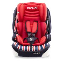 德国儿童安全座椅9个月-12岁汽车用婴儿宝宝车载简易便携坐椅通用