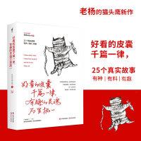好看的皮囊千篇一律 有趣的灵魂万里挑一 老杨的猫头鹰 25个真实故事 心灵鸡汤正能量治疗 青春成功励志文学小说心理畅销