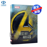 英文原版小说复仇者联盟3无限战争之命运降临 Avengers: Infinity War Destiny Arrives