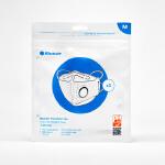 瑞典布鲁雅尔(Blueair)防尘透气口罩防雾霾PM2.5口罩 【3只装】M码-适合女性