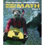 【预订】Sfaw Math Middle School Course 1 Student Edition 1998