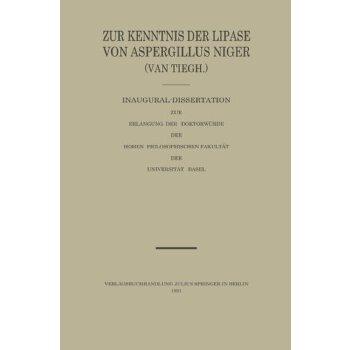 【预订】Zur Kenntnis Der Lipase Von Aspergillus Niger (Van Tiegh) 9783662227145 美国库房发货,通常付款后3-5周到货!