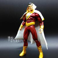 闪电绿灯侠沙赞 新52超级英雄正义联盟 可动人偶手办玩具 DC DCD