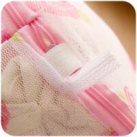 印花圆形内衣洗衣袋 细网护洗袋 文胸胸罩洗衣机洗护袋