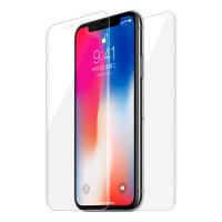 iphonex水凝膜钢化软膜苹果Xs手机全屏全覆盖max曲面iPhone X全包5.8防摔高清防爆 【前后膜一套】iP