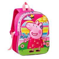幼儿园书包男女孩双肩背包3-5-7岁宝宝可爱卡通立体小书包