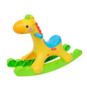 [当当自营]Fisher Price 费雪 声光摇摇长颈鹿 婴儿玩具 Y9155