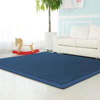 儿童环保游戏垫加厚宝宝爬行垫床边地毯客厅地垫榻榻米婴儿爬爬垫