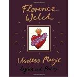 英文原版 机器姐 Florence Welch 歌词与诗 Florence and the Machine乐队 没用的