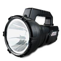 LED强光手电筒充电多功能打猎户外手提探照灯