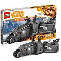 当当自营LEGO乐高starwars/星球大战系列汉・索罗勇闯帝国列车75217塑料积木玩具