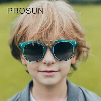 保圣儿童眼镜男女儿童太阳镜时尚个性儿童偏光镜墨镜PK2035