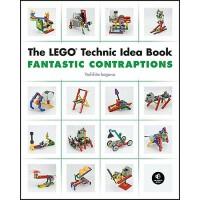 【预订】The Lego Technic Idea Book: Fantastic Contraptions: Fant