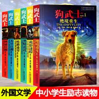 狗武士(全套共6册)《猫武士》系列作者艾琳亨作品 7-10-14岁少儿童课外阅读书籍 小学生课外书 正版畅销书籍 天空