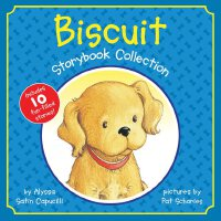 Biscuit Storybook Collection 小饼干的故事合集(精装)ISBN9780060759049