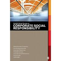 【预订】Sage Brief Guide to Corporate Social Responsibility