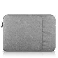 苹果笔记本电脑包Macbook.3内胆包保护套ipad pro.6air1 苹果灰 10寸