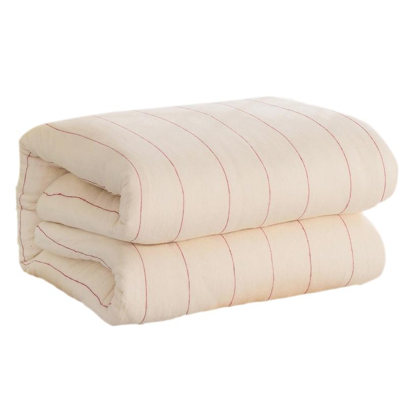 新疆棉被芯儿童婴儿褥子宝宝手工棉絮棉胎床垫棉花被子垫被 1
