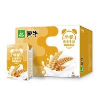 【3月产】蒙牛早餐奶麦香味250ml*16盒