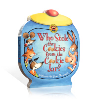 英文原版 Who Stole the Cookies from the Cookie Jar? 谁偷了罐子里的饼干?
