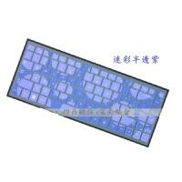 三星(SAMSUNG)300E4A 300E4C 300E43键盘膜14寸笔记本电脑贴膜 迷彩