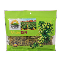 【中粮我买】加州原野葡萄干袋装300g