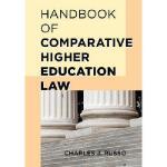 【预订】Handbook of Comparative Higher Education Law