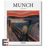 蒙克画册 Munch 艺术绘画作品集 现代表现主义先驱 艺术绘画集 大师画册集