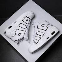 保暖高帮鞋男冬鞋篮球鞋秋季鞋子男潮鞋学生运动鞋男板鞋