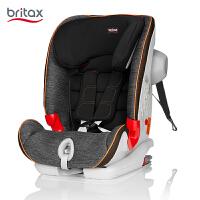 britax宝得适百变骑士汽车儿童安全座椅isofix9个月-12岁英国品牌 曜石黑