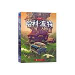 哈利波特2二与密室 哈里波特与密室 哈利 波特与密室 童书籍正版J.K.罗琳6-7-8-9-10-12岁外国儿童文学幻