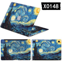 Macbook苹果笔记本保护膜 Pro 15寸 A1398 ME664 ME665 电脑外壳膜 原创