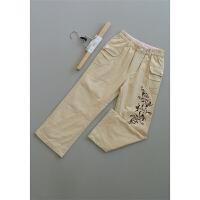 [49-201]新款童装时尚长裤子0.56