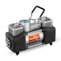 汽车充气泵车载双缸大功率12V高压便携式打气泵车用