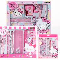HelloKitty小学生文具礼盒套装女生儿童小礼物生日学习用品