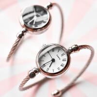 包邮CHIC风装饰手表2018新款潮流装饰手表 韩国可爱简约休闲学生腕表