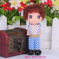 手工串珠diy材料包 小女孩芭比娃娃小公主女生日礼物 甜美可爱