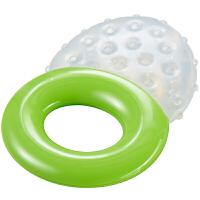 日康 婴儿宝宝水果形牙胶不含bpa磨牙器固齿器牙胶颜色随机 RK-3340